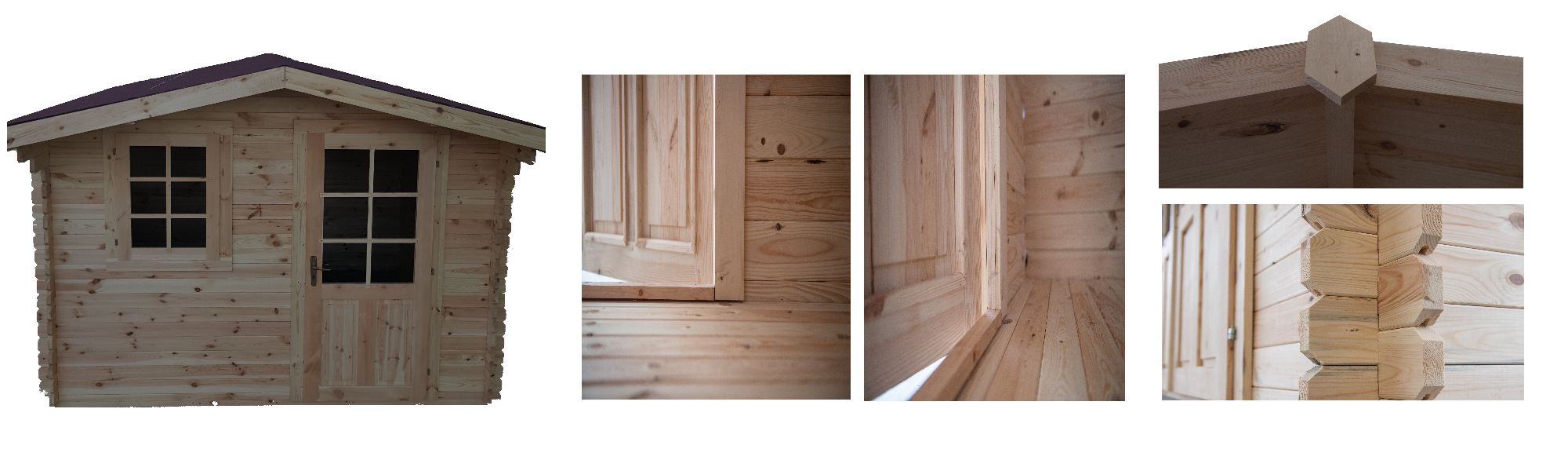 Block House porta singola_28mm_dettagli