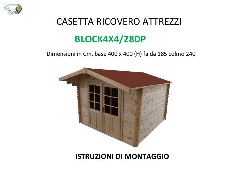 16 BLOCK4X4_28DP