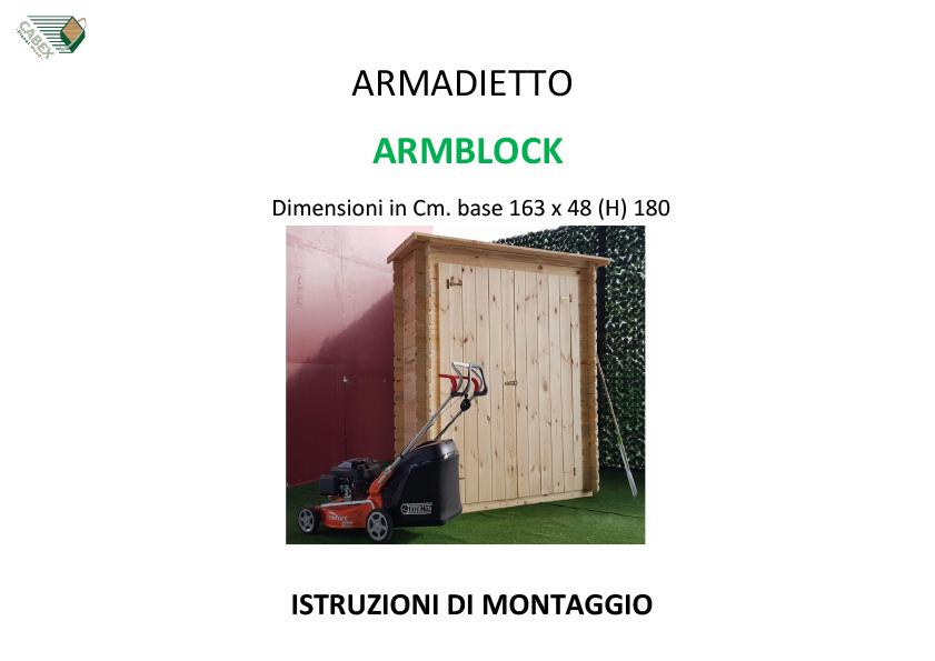 23 ARMBLOCK