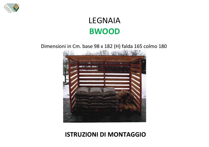 26 LEGNAIA BWOOD